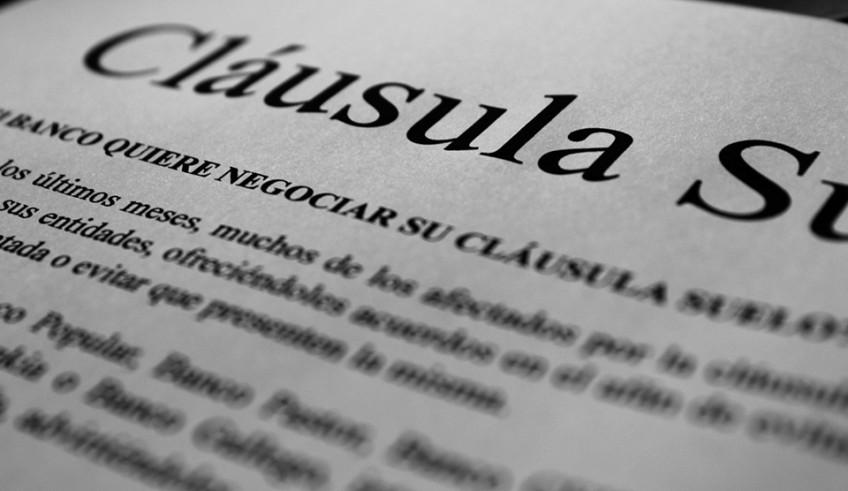 Yecla declara la nulidad retroactiva de una cl usula suelo for Clausula suelo y techo